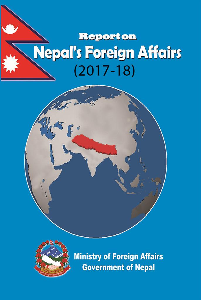 Ministry Of Foreign Affairs Nepal Mofa Kathmandu Nepal